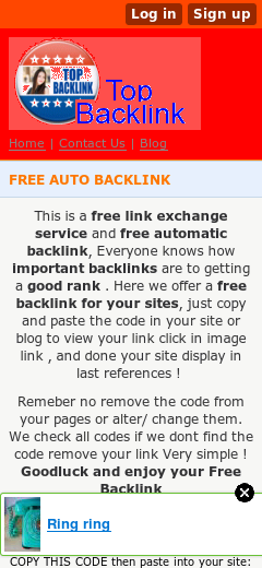 Cara Membuat Website Auto Backlink Di Xtgem